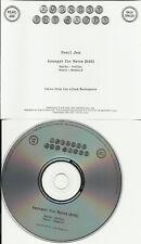 PEARL JAM Amongst the Waves RARE DJ PROMO CD Single USA SELLER MINT