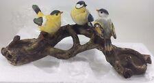 Kelkay Song Birds on a Branch Statue