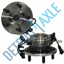 Set of 2 NEW Front Wheel Hub and Bearing Assembly Set for Jeep Liberty w/ ABS