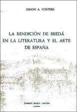 La Rendición de Bredá en la Literatura y el Arte de España (Monografía-ExLibrary