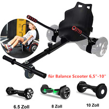 Hovercart Hoverkart Self Balance Board Sitz Go Cart Hoverseat Für E-Scooter  DE