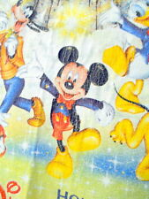 Disneyland Hong Kong XS Tee Shirt Grand Opening Minnie Mickey Donald Long Sleeve