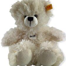 Steiff Lizzy Teddybär 111617 ca. 23 cm mit Fahne + Schild ST7