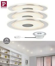 Paulmann EBL LED Whirl 3x5,5W 230V Alu dimmbar nur 2,5cm Einbautiefe UVP 99,95�'�