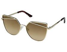New Guess GF6074-5932G Gold Sunglasses