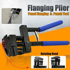 Hole Punch Tool 5mm Joggler Panel Metal Repair Flanging Plier Crimp Hand Tools