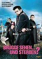 BRÜGGE SEHEN... UND STERBEN DVD COLIN FARRELL NEU