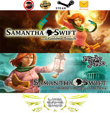 Samantha Swift Combo Pack (Golden Touch - Hidden Rose) PC Digital STEAM KEY