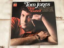 TOM JONES~Help Yourself~LP~BLACK~LABEL~PARROT~STEREO~NEAR~MINT~VINYL