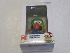 Kurt S Adler Despicable Me Minion Made Christmas Xmas Ornament Dave with Present