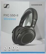 Sennheiser PXC 550-II Wireless Over-ear Kopfhörer, Alexa, Bluetooth, Schwarz Neu