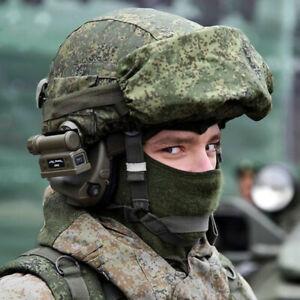 New Russian Army Modern 6B47 Ratnik Helmet Replica EMR SSO RSP Tactical Airsoft