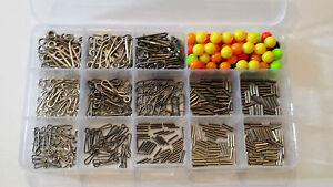 470 piece terminal tackle set with storage box