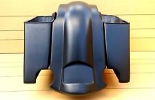 """4""""STRETCHED SADDLEBAGS AND REAR FENDER INCLUDED FOR HARLEY DAVIDSON 1989-2008"""