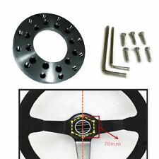 For Logitech G25 G27 Racing Steering Wheel Adapter 70MM Aluminum Adapter Plate