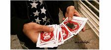 Arson (Dvd + Gimmicks) by Alex Pandrea & The Blue Crown Magic Trick Cards Parlor