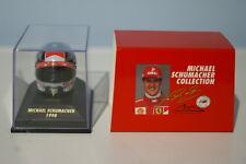 Minichamps Helmet M Schumacher 1998/11 510 387803 1:8 diecast
