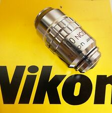 Nikon 100X Plan APO NCG oil immersion  Microscope Objective for 160mm TL scope