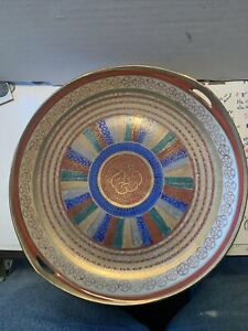 japan  hand painted plate
