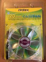 Antec ProSeries 120mm Case Fan Ball Bearing  3-Pin/4-Pin  Power  PRO120MMDBB