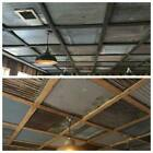 40 sq ft DROP CEILING TILES RECLAIMED CORRUGATED BARN ROOFING