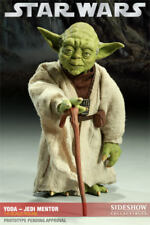 Sideshow Star Wars Order of the Jedi Mentor YODA Exclusive 1:6 Scale Figure