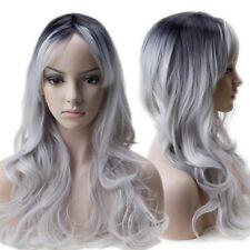 Vogue Fancy Dress Wig Straight Curly Wavy Full Wig Heat Resistant Full Head Lady