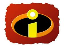 Incredibles  # 10 - 8 x 10 - T Shirt Iron On Transfer