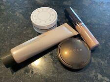 Becca Cosmetics 4 Piece Travel Set Ulta Hydra Mist Bronzer Skin Perfector Primer