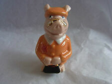Wade WHIMSIE LADY MARGARET ORANGE APPROX 1.5 INCHES HIGH