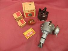 1974 BMW 2002 Tii Bosch Distributor with NOS Ignition Parts
