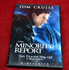 New listing Minority Report (2002 Dvd) Widescreen Edition