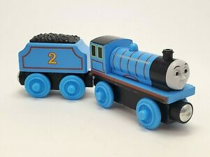 Thomas The Train EDWARD AND TENDER Wooden Train Thomas & Friends