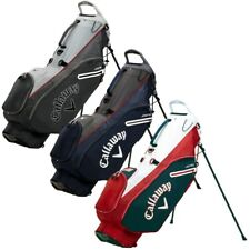NEW Callaway Golf 2021 Hyper-Lite Zero Stand Bag - Pick the Color & Strap!