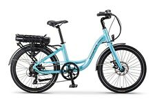 WISPER SMALL 705 STEP THROUGH ELECTRIC BIKE