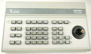 Merit LiLin PIH-800II Security Camera Keyboard with Joystick VGC Free Shipping