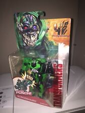 TRANSFORMERS 4 MOVIE AGE OF EXTINCTION CROSSHAIRS POWER PUNCH FIGURE NEW VHTF