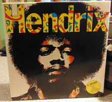 "Jimi Hendrix "" Jimi Hendrix "" 1980 Polydor - Box 6 Lp +Spilla +poster + 45 Giri"