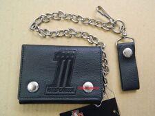 Harley-Davidson Geldbörse Portemonnaie Geldbeutel Wallet Kette/Hartgeld  XML3814