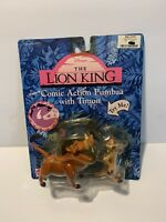 The Lion King Comic Action PUMBAA with Timon sealed package NOS