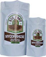 BRAND NEW! Big Foot Mycorrhizae Granular (biochar + Worm Castings) 4 oz.