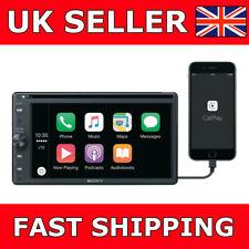 """Sony XAV-AX200 Apple CarPlay & Android Auto 6.4"""" Car Stereo iPod USB Bluetooth"""