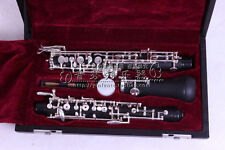 Profession oboe Nice Sound C key Ebonite Body 3rd Octave left F Resonance