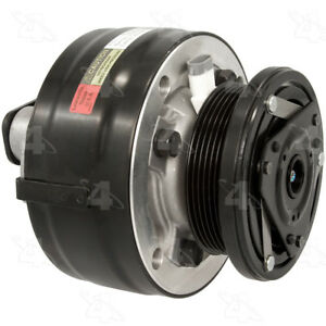 A/C  Compressor And Clutch- New Four Seasons 58948