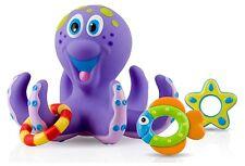 Jouet de Bain et d'éveil - Forme Pieuvre octopus - Nûby - NEUF