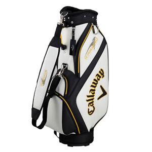 CALLAWAY WARBIRD Caddie bag White&black 5 way top