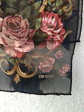 Women's Bill Blass Floral Oblong Scarf