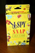 I Spy Snap Card Game - Call Out the Name, It's a Winner for You!