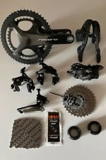 Campagnolo Record 12 Speed Groupset - Direct Mount brakes