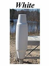 PVC (Soft) Boat Dock Cushions / Torpedo Post Bumper 18""